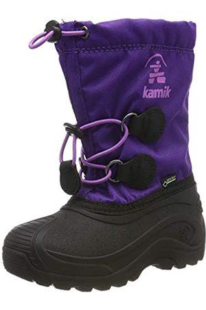 Kamik Mädchen Insight GTX Schneestiefel, (Purple Pur)