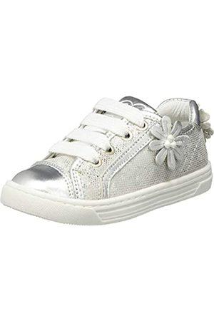 Primigi Mädchen Scarpa Bambina Sneaker, (Argento/Argento 5427533)