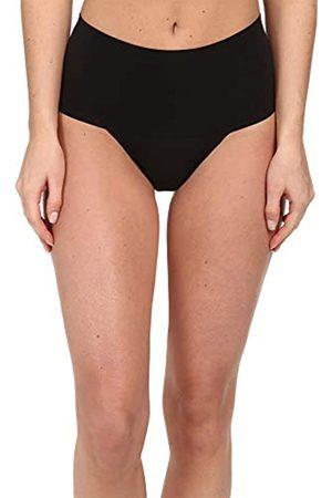 Spanx Damen Taillenslip Undie-Tectable Thong, (Black 0)
