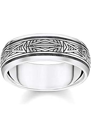 Thomas Sabo Unisex-Ring Ornamente 925 Sterlingsilber TR2277-637-21-68