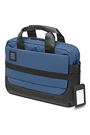 Moleskine ID Kollektion Professionelle Wasserdichte Aktentasche (Gerätetasche für Tablet, Laptop, PC, Notebook und iPad Bis zu 15 Zoll, Maße 40,6 x 13,1 x 29