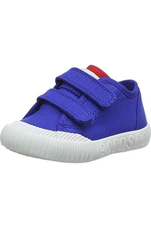 Le Coq Sportif Unisex Baby Nationale Inf Sneaker, (Cobalt Cobalt)