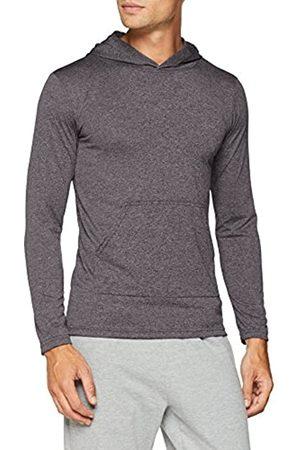 FM London Herren Hooded T-Shirt Sport Top