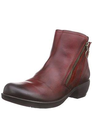 Fly London Meli, Damen Chelsea Boots, (Red 001)