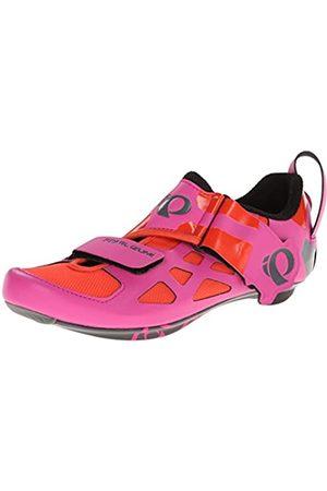 Pearl Izumi Damen W Tri Fly V Carbon Hp/B-w, hot pink/