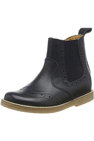 Froddo Unisex-Kinder G3160100 Chelsea Boots, (Dark Blue I17)