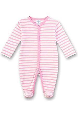Sanetta Baby-Mädchen Strampler Schlafstrampler