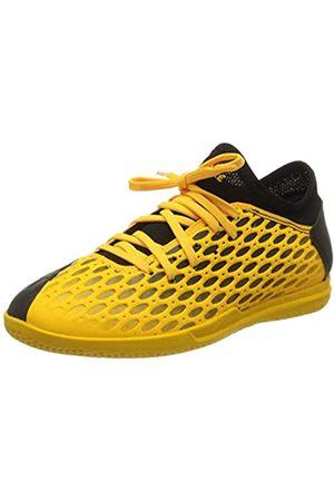 Puma Unisex-Kinder Future 5.4 It Jr Botas de fútbol, (Ultra Yellow Black)