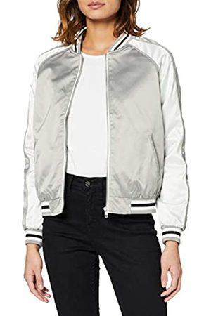 Urban classics Damen Ladies 3-Tone Souvenir Jacket Jacke