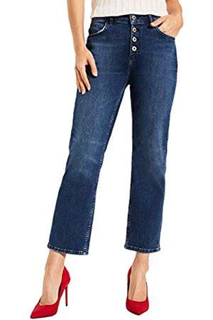 Comma, Damen 81.004.72.5098 Jeans