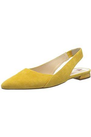 Högl Damen Kindly Slingback Ballerinas, (Yellow 81