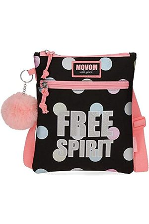 MOVOM Schultertasche Free Dots