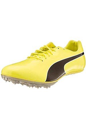 Puma Unisex-Erwachsene Evospeed Sprint 10 Sneaker, (Fizzy Yellow Black)