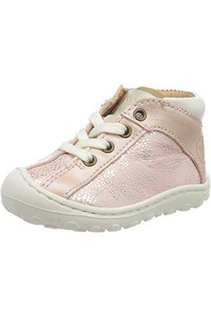 Bisgaard Baby Mädchen Saga Sneaker, Pink (Rouge 1610)