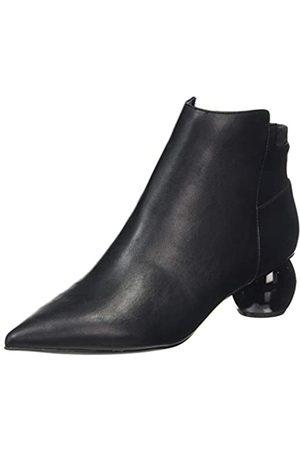 Dorothy Perkins Damen Aldous Dome Heel Ankle Boots Stiefelette