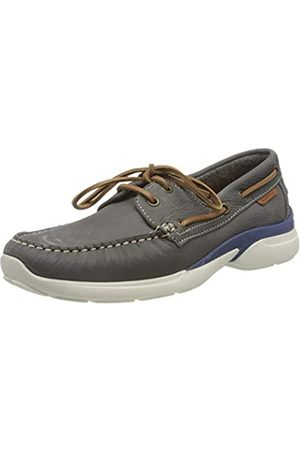 Marc O' Polo Herren 00225843601200 Segelschuhe, (Light Grey 910)