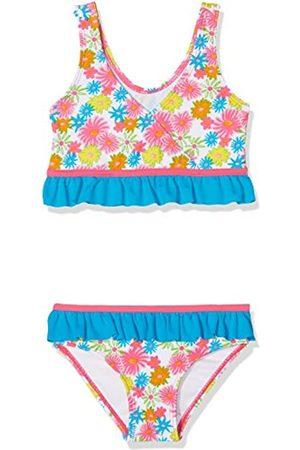 Playshoes Mädchen UV-Schutz Bikini Blumenmeer Zweiteiler