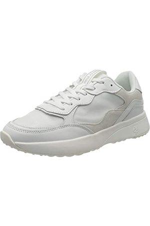 Marc O' Polo Damen 00215263501315 Sneaker, (White 100)