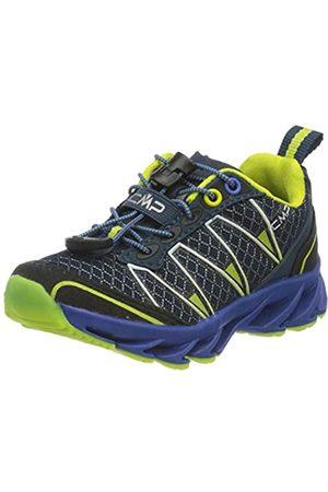 CMP – F.lli Campagnolo Unisex-Kinder Kids Altak Trail Shoe 2.0 Traillaufschuhe, (Cosmo-Limeade 12NE)