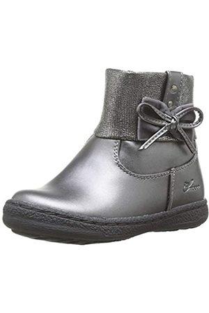 chicco Baby Jungen Tronchetto Chiocciola Biker Boots, (Acciaio 080)