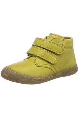 Froddo Unisex-Kinder G2130194 Kids Shoe Slipper, (Yellow I15)