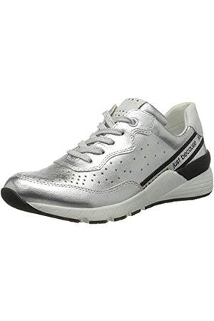 Marco Tozzi Damen 2-2-23737-34 Sneaker, Mehrfarbig (Silver/White 975)