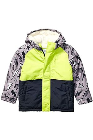 Spotted Zebra Warm Puffer infant-and-toddler-down-alternative-outerwear-coats