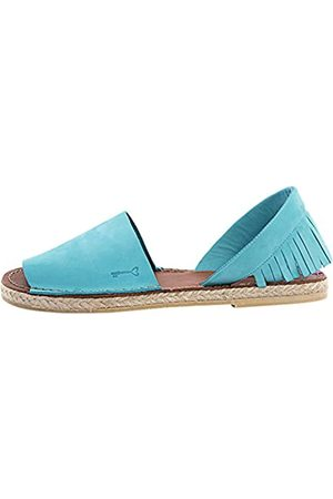 Titi Couture Damen Classic Plateau, (Atlantic Blue Atlantic Blue)