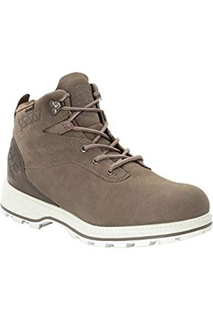 Jack Wolfskin Herren Jack Ride Texapore MID M Wasserdicht Combat Boots, (Sand/Off-White 5214)