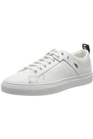 HUGO BOSS Damen Mayfair Low Cut-NLG 10201909 01 Sneaker, (White 100)