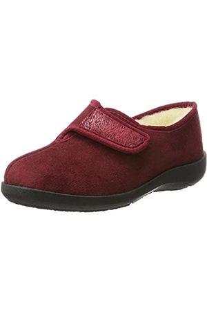 Fargeot Damen Totie Pantoffeln, (Bordo 7510330)