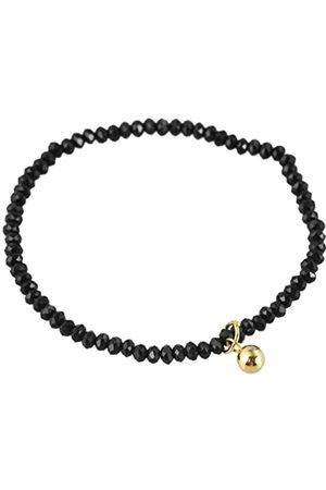 Akzent Damen-Armband Edelstahl Kunststoff 003300000021