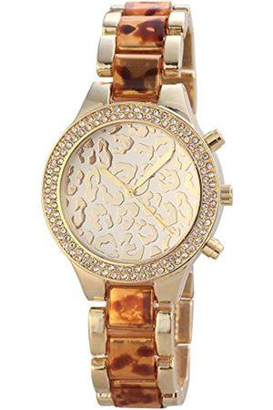 Excellanc Damen-Armbanduhr Analog Quarz Verschiedene Materialien 150804200024
