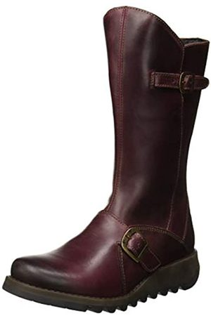 Fly London Damen MES 2 Chukka Boots, (Purple 009)