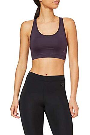 AURIQUE Amazon-Marke: Damen Sport BH für leichten Halt, XS