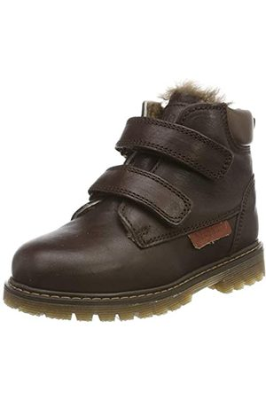 Bisgaard Jungen Julius Combat Boots, (Dark Brown 301-1)