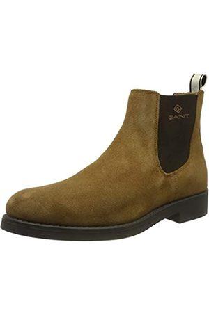 GANT Footwear Herren Oscar Chelsea Boots, (Cognac G45)