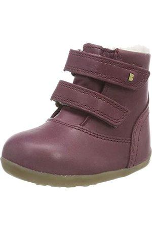 Bobux Unisex-Kinder Aspen Chelsea Boots, (Plum 1)