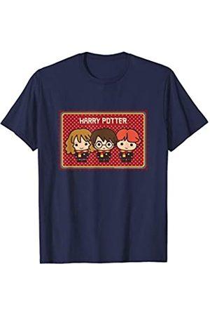 Wizarding World Harry Potter Harry Potter Gryffindor Chibis T-Shirt