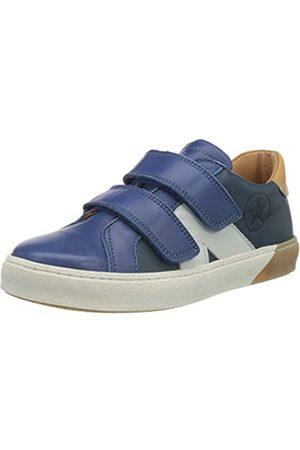 Bisgaard Jungen Kiel Sneaker, (Cobalt 1700)