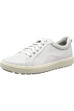 Jana 100% comfort Damen 8-8-23601-23 Oxfords, (White 100)