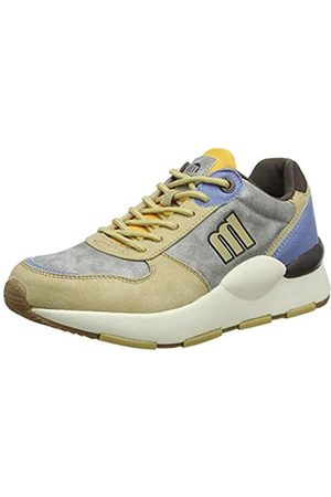MTNG Attitude Damen 69643 Sneakers, Mehrfarbig (Soft /Silver/Mostaza C47474)