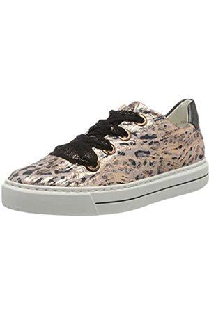 ARA Damen COURTYARD Sneaker, (Puder, 08)