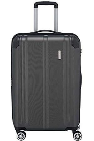 """Elite Models' Fashion Leicht, flexibel, sicher: """"City""""-Hartschalenkoffer für Urlaub und Business (auch mit Vortasche) Koffer, 68 cm"""
