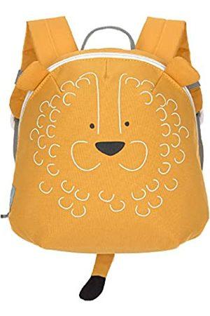 LÄSSIG Kinderrucksack für Kita Kindertasche Krippenrucksack mit Brustgurt/Tiny Backpack, About Friends Lion, 24 cm, 3