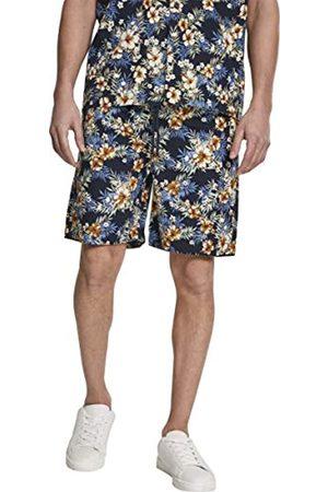 Urban classics Herren Shorts Pattern Resort