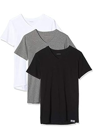 Diesel Herren T-Shirt UMTEE-MICHAEL3PACK (3er Pack)