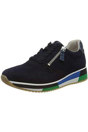 Gabor Shoes Damen Jollys Sneaker, (Bluette 16)