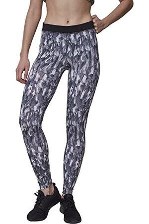 Urban classics Damen Ladies Active Graphic Leggings