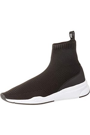 TBS Damen Claymon Slip On Sneaker, (Noir T7004)